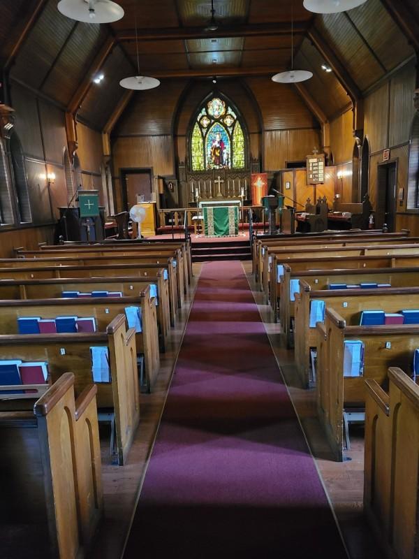St. P interior